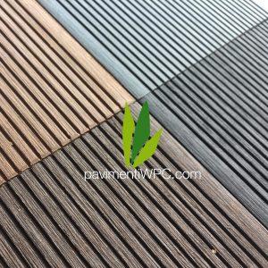 wpc bamboo colori composito