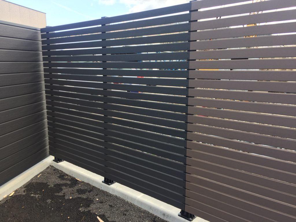 recinzione WPC