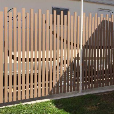 profilo basso wpc recinzione frangivista