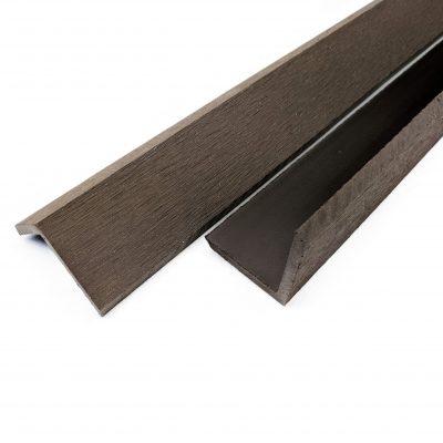 profilo angolare WPC L bordo pavimento decking finitura