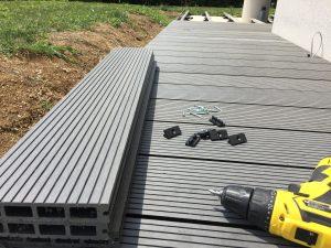 preventivi installazione wpc bamboo pronto posa