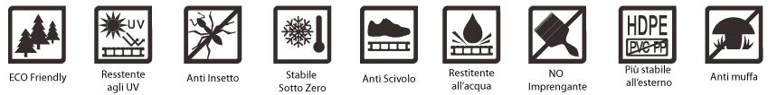 wpc i vantaggi in una immagine antiscivolo eco friendly anti muffa