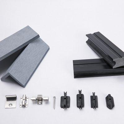 Accessori decking WPC
