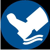 decking WPC anti scivolamento